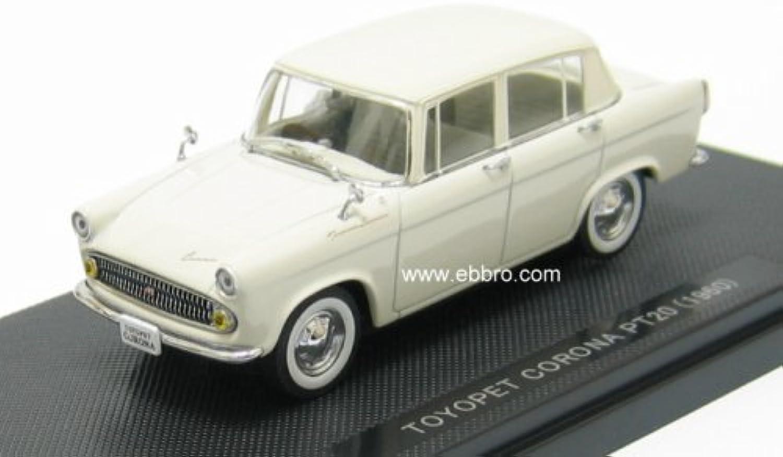 compras online de deportes EBBRO 1 43 43 43 Jugueteopet Corona PT20 1960 blanco (japan import)  nueva marca