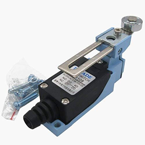 Einstellbare Rollenhebel Arm Arduino Endschalter NC-NO CNC-Fräser Router SPDT Momentanen Endschalter für CNC-Fräser Plasma TZ-8108.