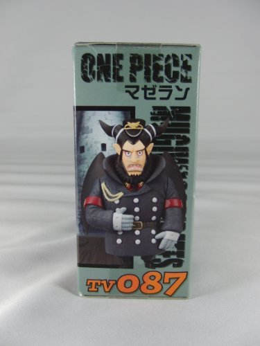 ONE PIECE (One Piece) Sectional World Collectable Figure vol.11 TV087 Magellan (japan import)