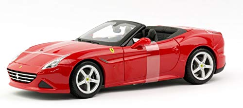 Maisto Red Ferrari California T Convertible Die Cast 1/18 Special Edition