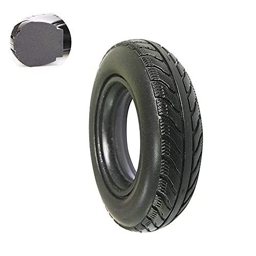 Neumático sólido a Prueba de explosiones 8x1,75 Antideslizante y Resistente al Desgaste Neumático sin Mantenimiento de Poliuretano 4 Colores Opcional, usable