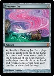 Magic: the Gathering - Memory Jar - From the Vault: Relics - Foil