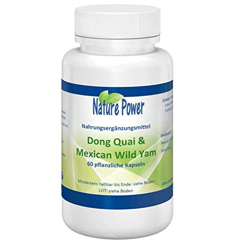 Nature Power -   Dong Quai & Mexican