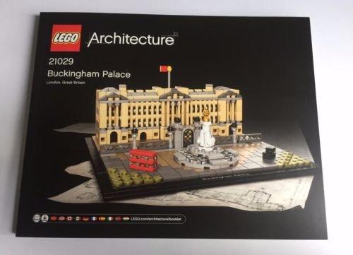 LEGO 21029 Architecture Buckingham Palace NUR Bauanleitung Instruction only