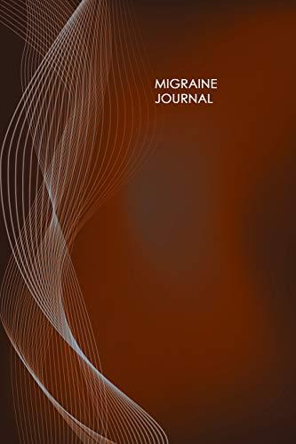 Migraine Journal: Professional Chronic Headache Migraine pain Journal - Tracking headache triggers,