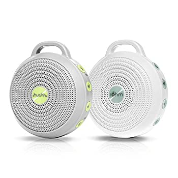 Yogasleep Rohm + Hushh   The Original White Noise Machine   Soothing Natural Sound from a Real Fan   Noise Cancelling   Sleep Therapy Office Privacy Travel   for Adults & Baby   101 Night Trial