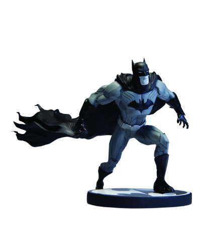 Batman Black/White Statue The New 52 By Jim Lee [Import allemand]