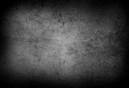 Fondo de fotografía Cemento Pared Piso Fiesta Ladrillo Gris Niño Retrato Telón de Fondo Fotófono photocall Estudio fotográfico A19 10x10ft / 3x3m
