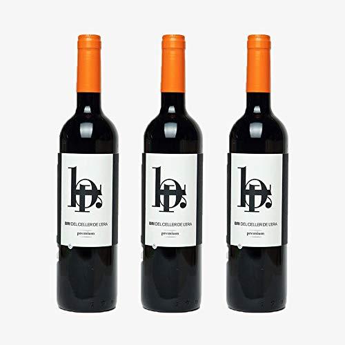 Vins&Co Barcelona Vino Tinto Bri 2011 Premium – D.O. Montsant – Pack...