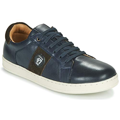 GBB Mirzo Sneakers Ragazzo Blu - 38 - Sneakers Basse Shoes
