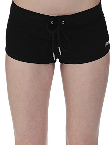Bench Damen Badeshorts Boardshorts HOTTEE C schwarz (Jet Black) X-Large