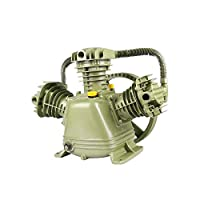 Dong-WW 圧力計 ピストン工業高圧二重シリンダー3シリンダーエアコンプレッサーポンプヘッドエアコンプレッサヘッドエアポンプアクセサリー 診断工具 (Voltage : 1.1kw)