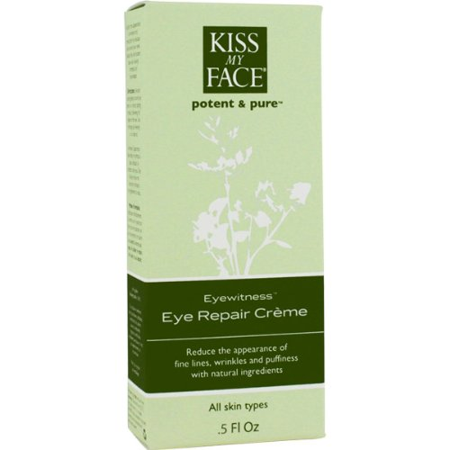 Kiss My Face Eyewitness Eye Repair Creme