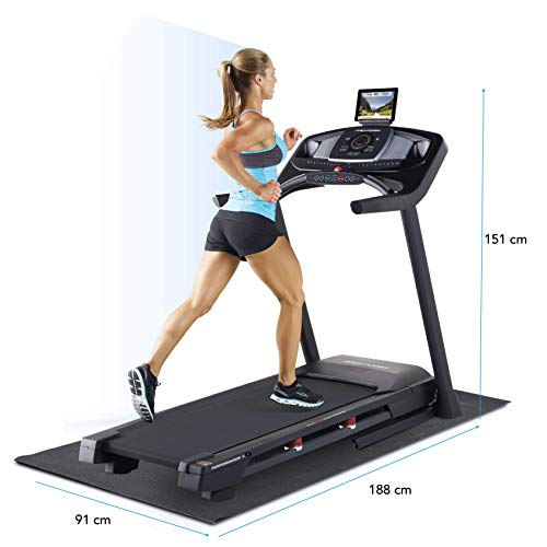 Proform Tapis de course pliable - Série Performance - Compatible iFit - Connectique MP3