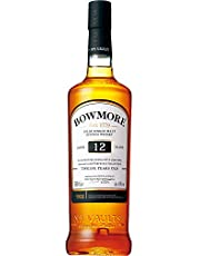 Bowmore Islay Single Malt Scotch Whisky, 12 Años, 40%, 700 ml