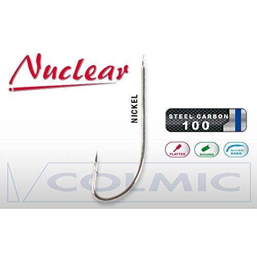 AMI COLMIC NUCLEAR MR1000 N16 CONFEZIONE 15AMI PER BIGATTINO E PASTELLA