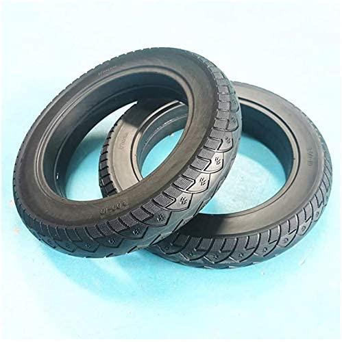 Neumáticos para patinetes eléctricos,neumáticos sólidos a prueba de explosiones 3.00-10,neumáticos no neumáticos...