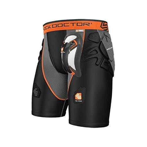 Shock Doctor Pantalones Cortos de Hockey para jóvenes Ultra Shockskin