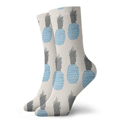 QUEMIN Atmungsaktive Sportstrümpfe für Herren und Damen Frucht Elegant Pinterest Kissen Crew Socken Wesentliche sportliche Wicking-Arbeit für Männer und Frauen 30cm