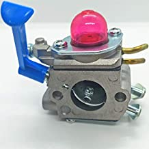 POSEAGLE Carburetor Replaces 545081848,545130001,ZAMA C1Q-W31,C1Q-W40 for Husqvarna Poulan 128C,128L,128LD,128R,128RJ String Trimmers
