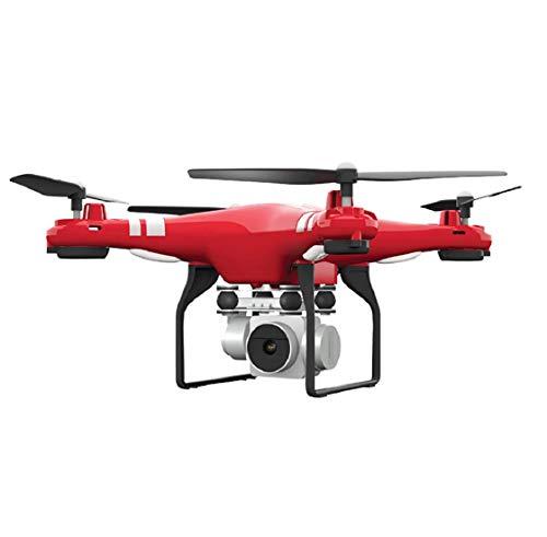 KoojawindDrone con cámara, X52 WiFi FPV Quadcopter con cámara de Gran Angular Ajustable de 1080p 5MP HD Video en Vivo Control de aplicación móvil Plegable