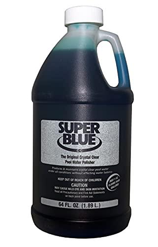 GLB 20155A Super Blue Pool Clarifier, 1-Pack