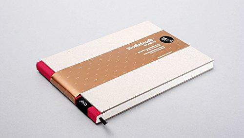 Notizbuch BerlinBook M/Grau