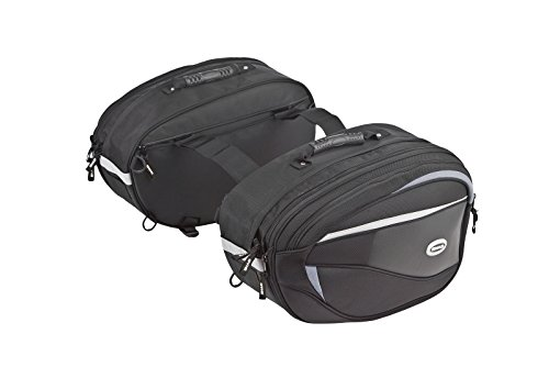 SHAD X0SB50 50 Saddle Bag Bolsa Blanda para Motocicleta