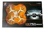 S N S Enterprises HX-750 Original Radio Remote Control Drone Helicopter for Kids