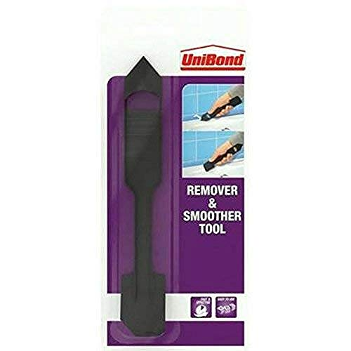 UniBond Sealant Remover and Smoother Tool, Easy-to-Use Sealant Finishing...