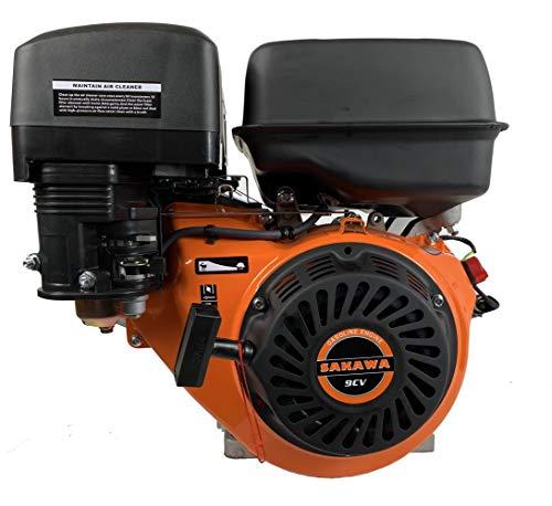 SAKAWA Motor Gasolina 4 Tiempos 270CC 9 CV