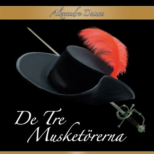 De tre musketörerna [The Three Muskateers] Titelbild