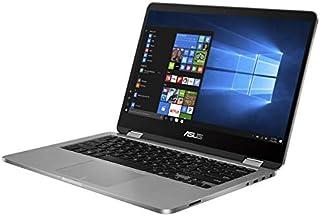 ASUS (エイスース) モバイルノートPC VivoBook Flip 14 TP401NA [Win10 Home・Celeron・14.0インチ・eMMC 64GB・メモリ 4GB] TP401NABZ001T