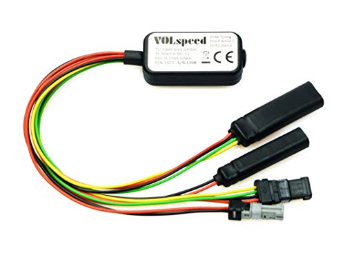 VOLspeed E-Bike Tuning EBike Pedelec Tuning Box V2 - Bosch Performance/Active