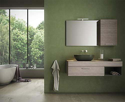 Waschbecken T-Edge 54 x 36 x 16 Weiß B6O54BI