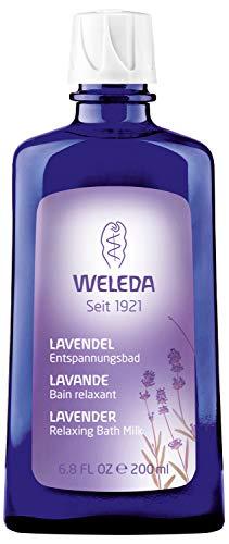 WELEDA Lavendel Entspannungsbad, Naturkosmetik Gesundheitsbad, 200ml