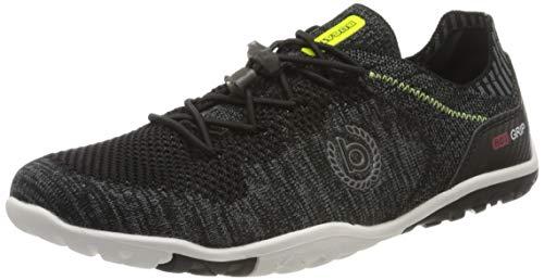 bugatti Herren 341917026900 Sneaker, Schwarz, 43 EU