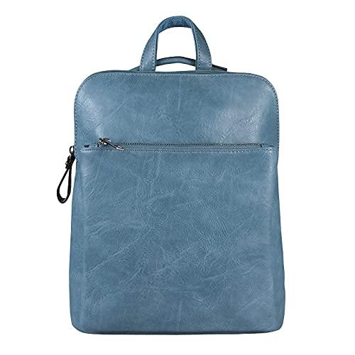 OBC Only-Beautiful-Couture Zaino Casual Blu Blu ca.: 32x36x12 cm (BxHxT)