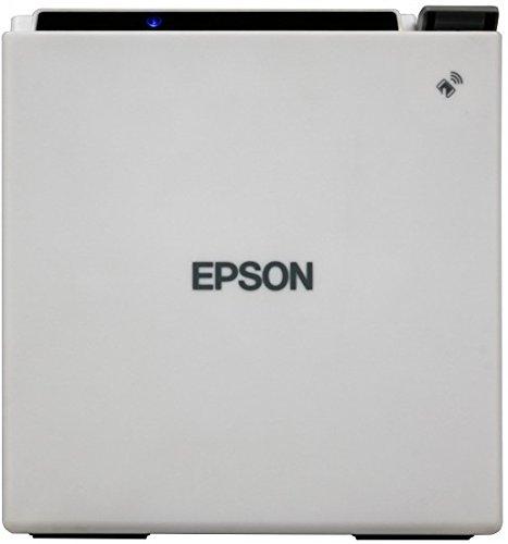 Epson TM-m30 (121A0) Térmico POS printer 203 x 203 DPI - Terminal de punto de venta (Térmico, POS printer, 200 mm/s, 203 x 203 DPI, Blanco, 55 dB)