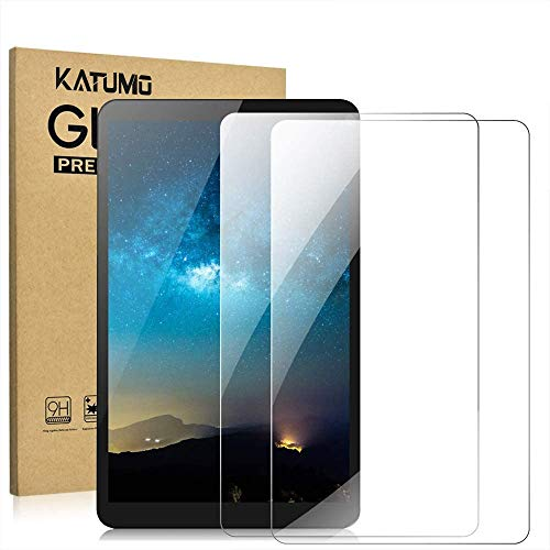KATUMO Universal Tablet 10 Inch Screen Protector Tempered Glass HD Clear for Dragon Touch 10inch/TAOERA/SZWEIL/Yuntab K107/BENEVE/KXD/KuBi/HONGTAO/LNBEI/ibowin