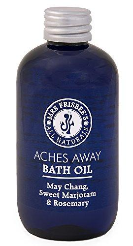 Aches Away - Schmerzlinderndes Badeöl - Litsea Cubeba, Rosmarin & Majoran, 100 ml