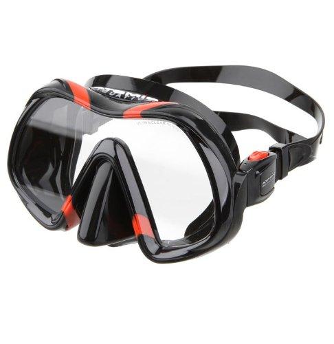 Atomic Aquatics Venom Mask- Red