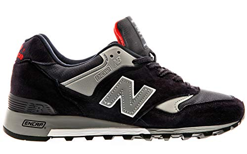 New Balance M577NGR - Made In England Navy & Grey-45 1/2