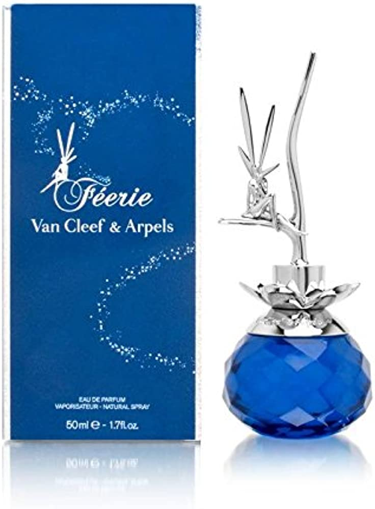 Van cleef & arpels féerie, eau de parfum,profumo per donna,  spray, 50 ml 185705