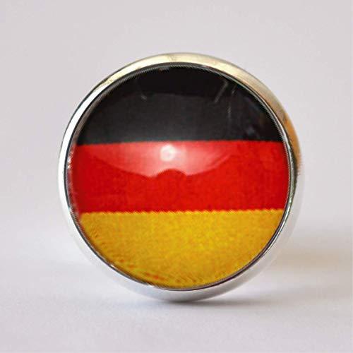 Pin Anstecknadel Flagge Deutschland