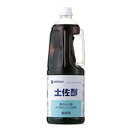 【常温】 ミツカン 土佐酢 1.8L 業務用 酢