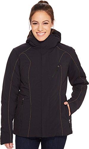 Spyder Women's Lynk 3-in-1 Jacket, Black, Small