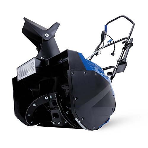 Our #3 Pick is the Snow Joe 15 Amp Electric Snowblower