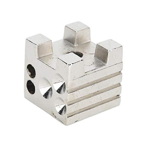 Watch Dapping Doming Block, material de hierro de calidad, duradero para una...