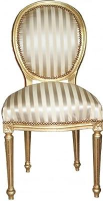designbotschaft: Luzern Stuhl Weiß/Eiche - Esszimmerstühle